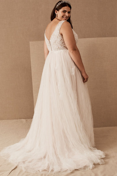 View larger image of Watters Malone Gown