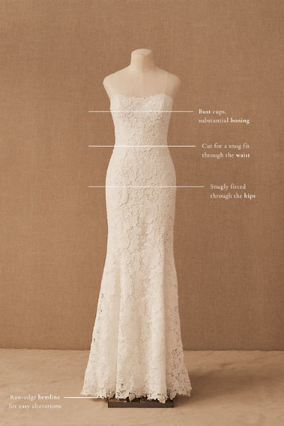 View larger image of Willowby by Watters Gambelle Gown