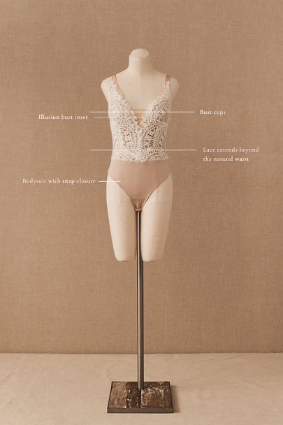 View larger image of Watters Odelia Bodysuit