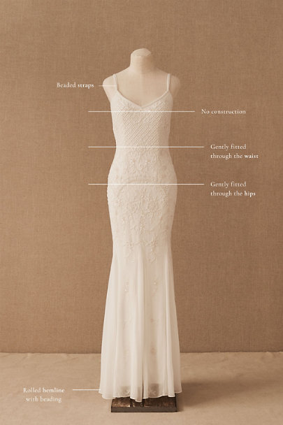 View larger image of BHLDN Beldina Gown