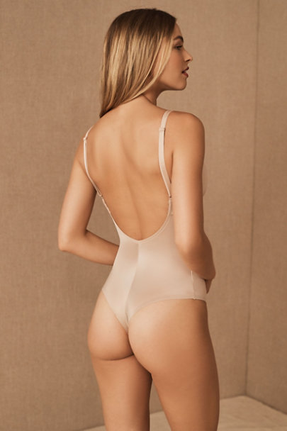 View larger image of SPANX Suit Your Fancy Plunge Bodysuit