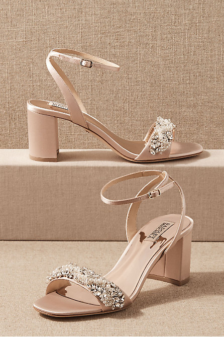 Badgley Mischka Clara Heels