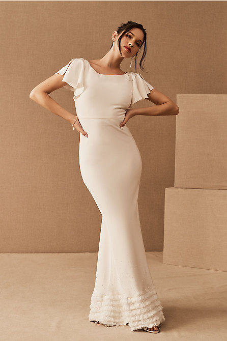 BHLDN Harrow Gown