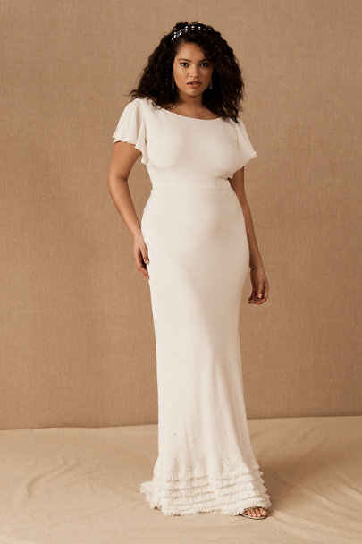 View larger image of BHLDN Harrow Gown