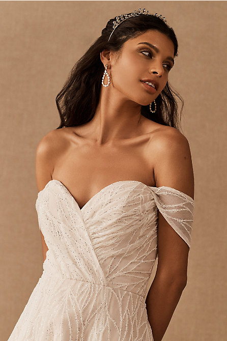 Hayley Paige Mazzy Gown