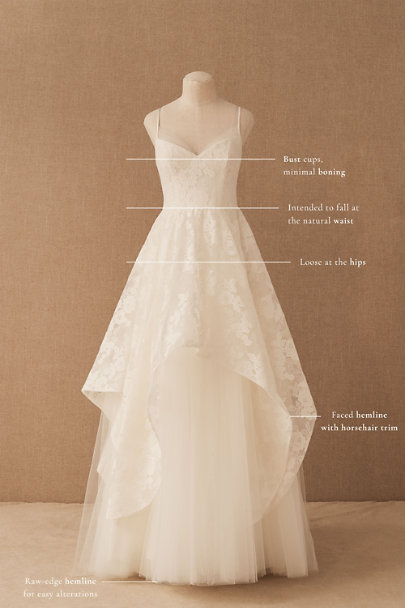 View larger image of Hayley Paige Halen Gown