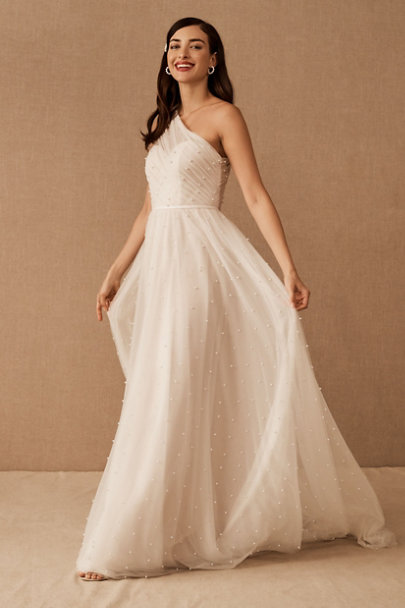 View larger image of Hayley Paige Pearl Gown