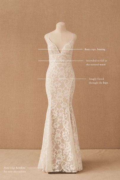 View larger image of Hayley Paige Tyler Gown