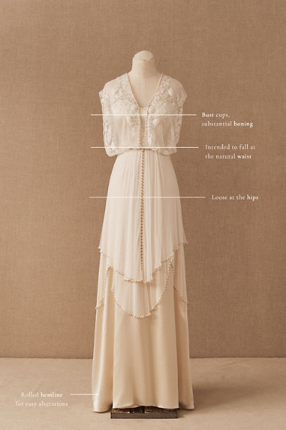 View larger image of Catherine Deane Lita Gown