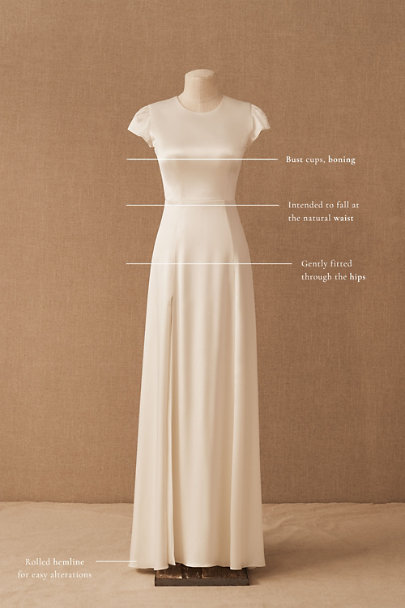 View larger image of Catherine Deane Sidney Gown
