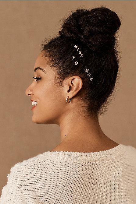 Miss To Mrs Hair Pins