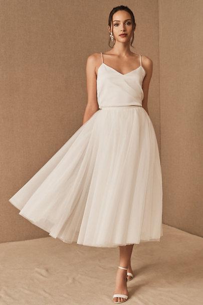 View larger image of Nouvelle Amsale Nandita Skirt