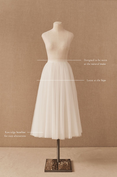 View larger image of Nouvelle Amsale Nandita Skirt