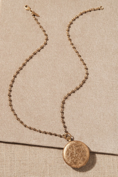 View larger image of Zadie Locket Necklace