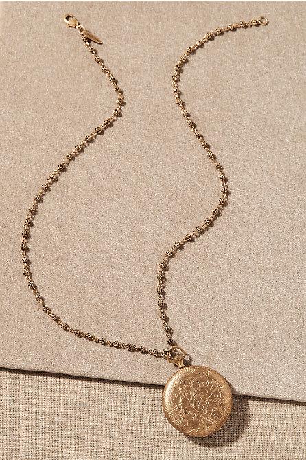 Zadie Locket Necklace