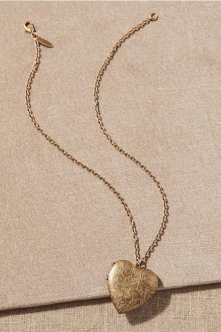 Josepha Locket Necklace