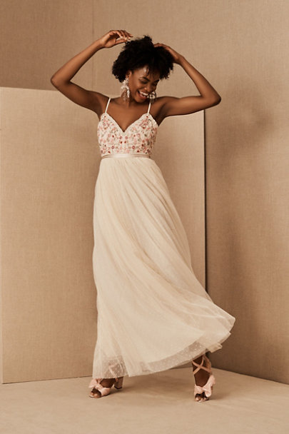 View larger image of Needle & Thread Elsie Cami Maxi Dress
