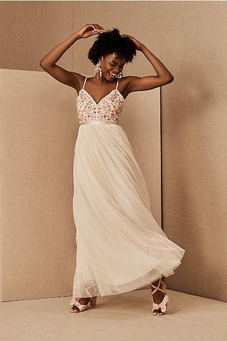 Needle & Thread Elsie Cami Maxi Dress