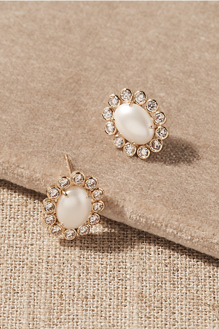 Blanc Earrings
