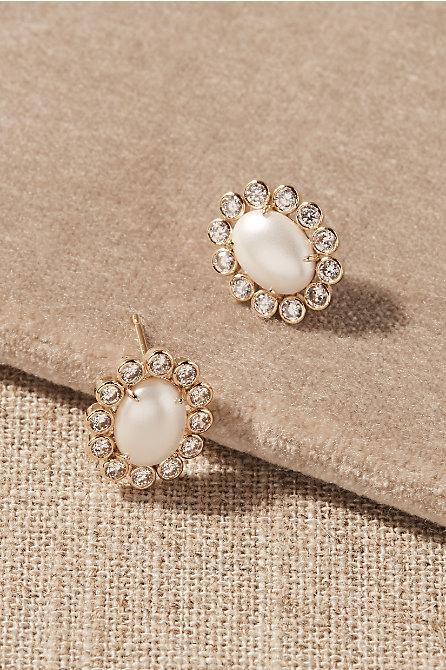 Blanc Earrings