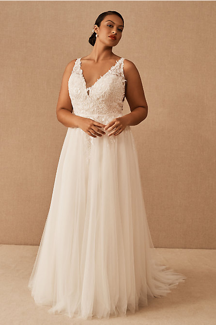 Wtoo by Watters Vielle Gown