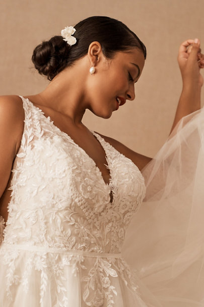 View larger image of Wtoo by Watters Vielle Gown