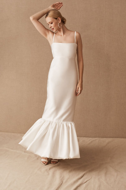 View larger image of La Vie de Soph x BHLDN Avignon Gown