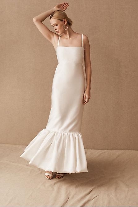 La Vie de Soph x BHLDN Avignon Gown