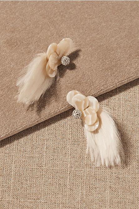 Lele Sadoughi Wren Earrings