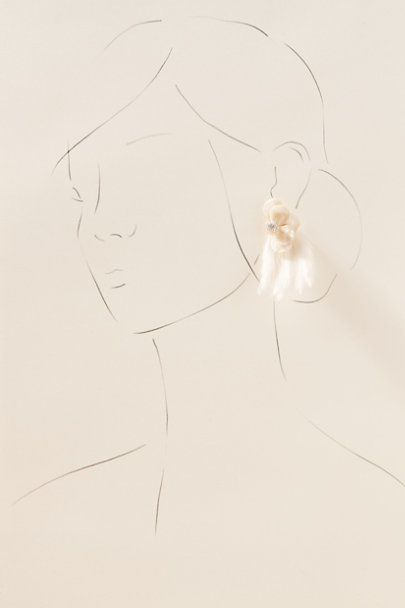 View larger image of Lele Sadoughi Wren Earrings