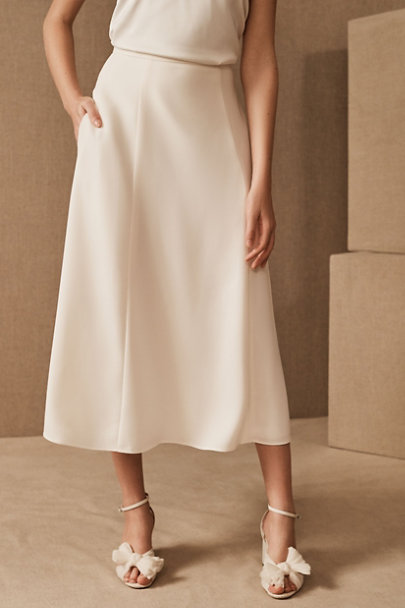 View larger image of Nouvelle Amsale Duenna Skirt