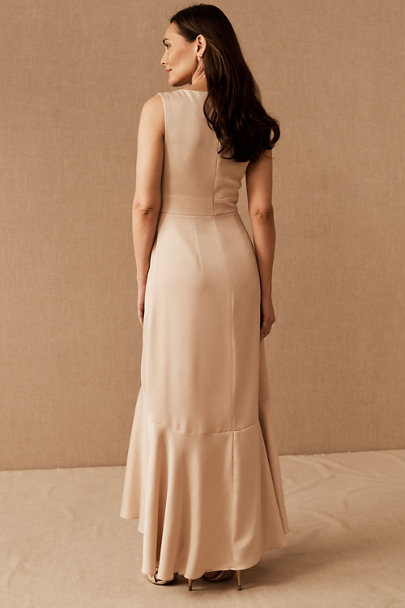 View larger image of BHLDN Fairbanks Satin Dress