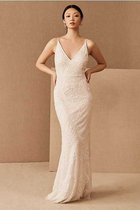 BHLDN Aslin Dress