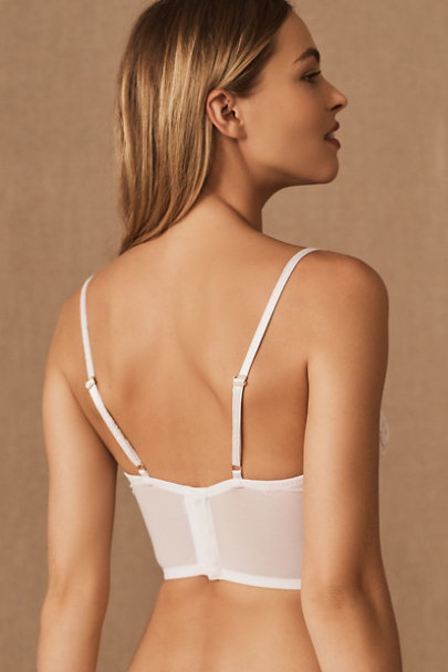 View larger image of Cosabella Magnolia Longline Bra