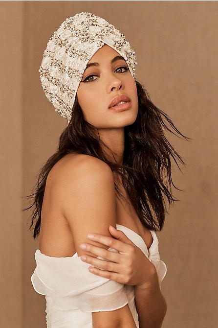 MaryJane Claverol Tennant Turban
