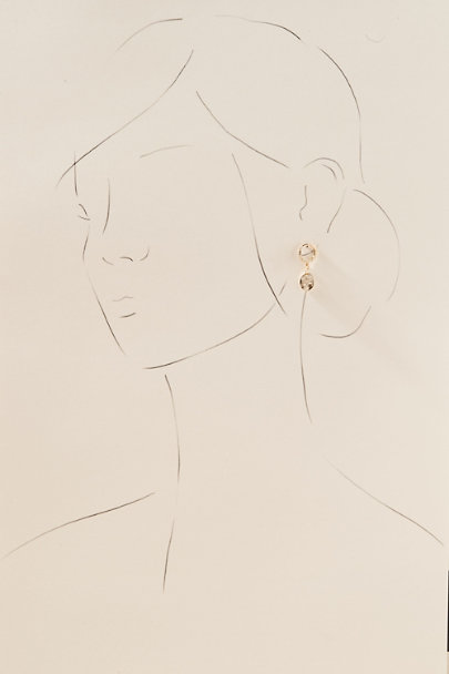 View larger image of Electric Picks Oriole Earrings