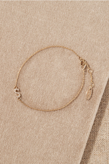 Wynette Monogram Bracelet
