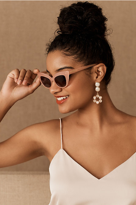 Feroce Eyewear Emerald Sunglasses