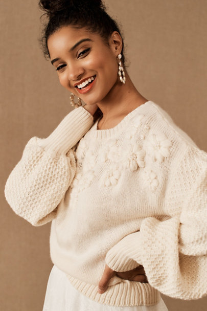 View larger image of BHLDN Sonya Sweater