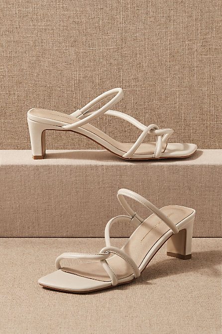 Intentionally Blank Willow Heels