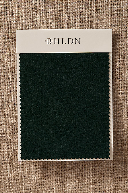 BHLDN Crepe Fabric Swatch