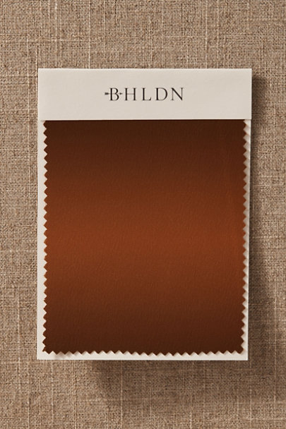 View larger image of BHLDN Satin Charmeuse Fabric Swatch