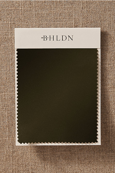 BHLDN Satin Charmeuse Fabric Swatch