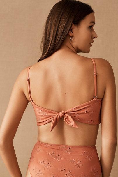 View larger image of Revel Rey Quinn Bikini Top & Bikini Bottom