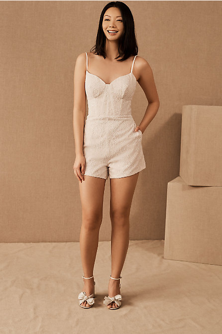 Hayley Paige Shirley Romper
