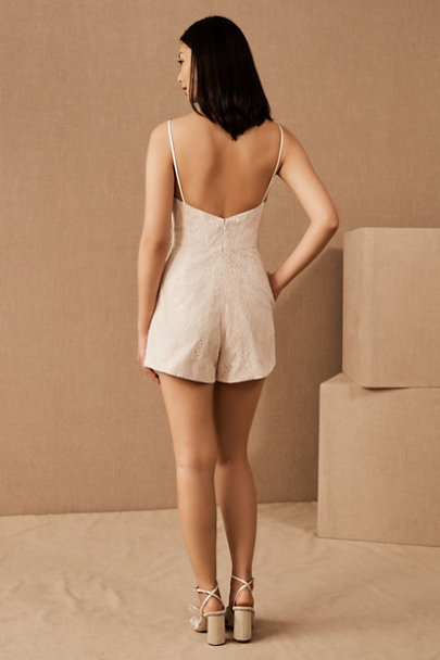 View larger image of Hayley Paige Shirley Romper
