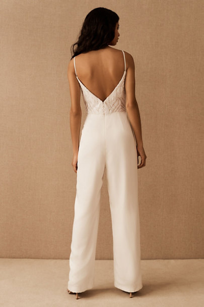 View larger image of Hayley Paige Harvey Sequin Jumpsuit