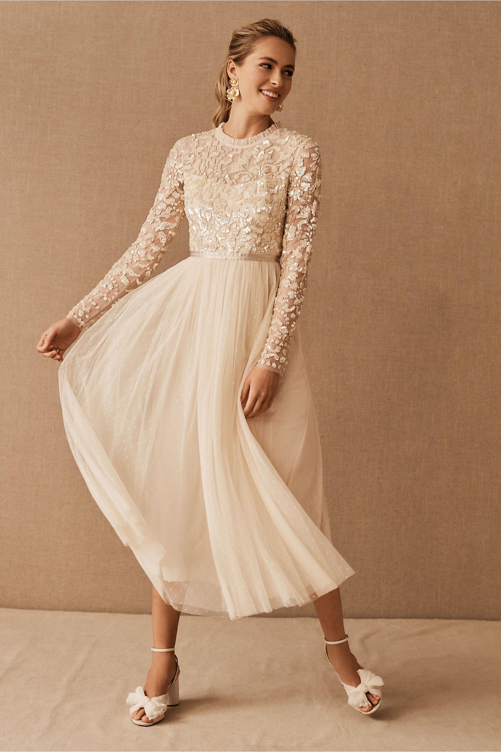 Needle & Thread Tempest Bodice Ballerina Dress