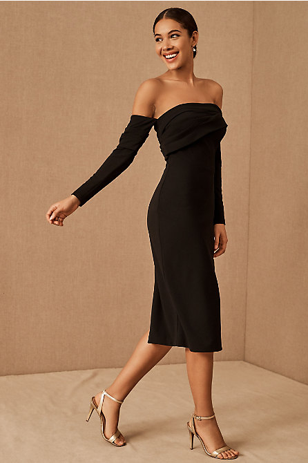 Eastwood Off-the-Shoulder Dress