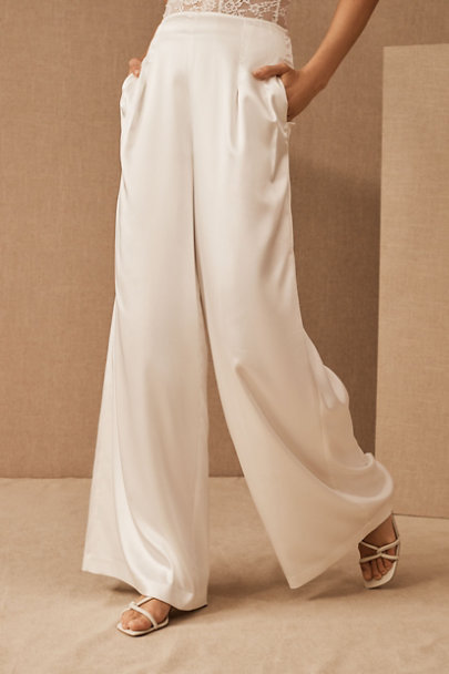 View larger image of Sau Lee Elsie Wide-Leg Pants